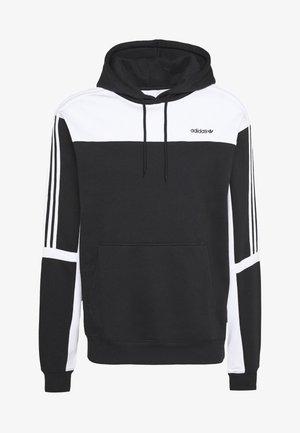 CLASSICS HOODY - Hoodie - black/white