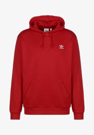 TREFOIL ESSENTIAL - Hoodie - lush red