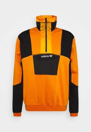 ADVENTURE SPORTS INSPIRED - Sweatshirt - orange