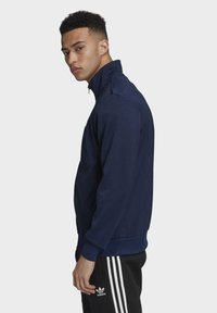 adidas Originals - TREFOIL ESSENTIALS TRACK TOP - veste en sweat zippée - blue - 3