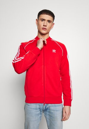 SUPERSTAR ADICOLOR SPORT INSPIRED TRACK TOP - Veste de survêtement - lusred