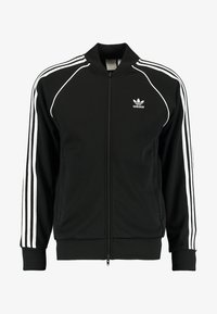 adidas Originals - SUPERSTAR ADICOLOR SPORT INSPIRED TRACK TOP - Trainingsvest - black - 3