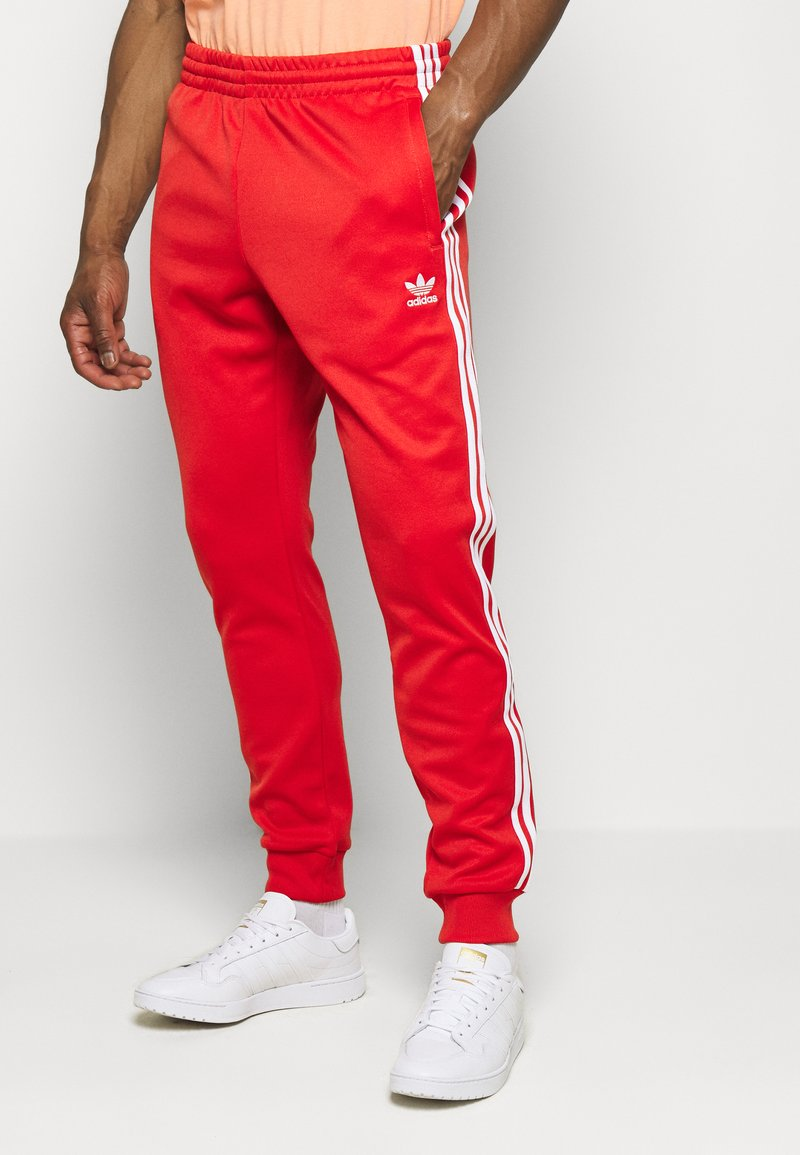 adidas Originals - Jogginghose - red