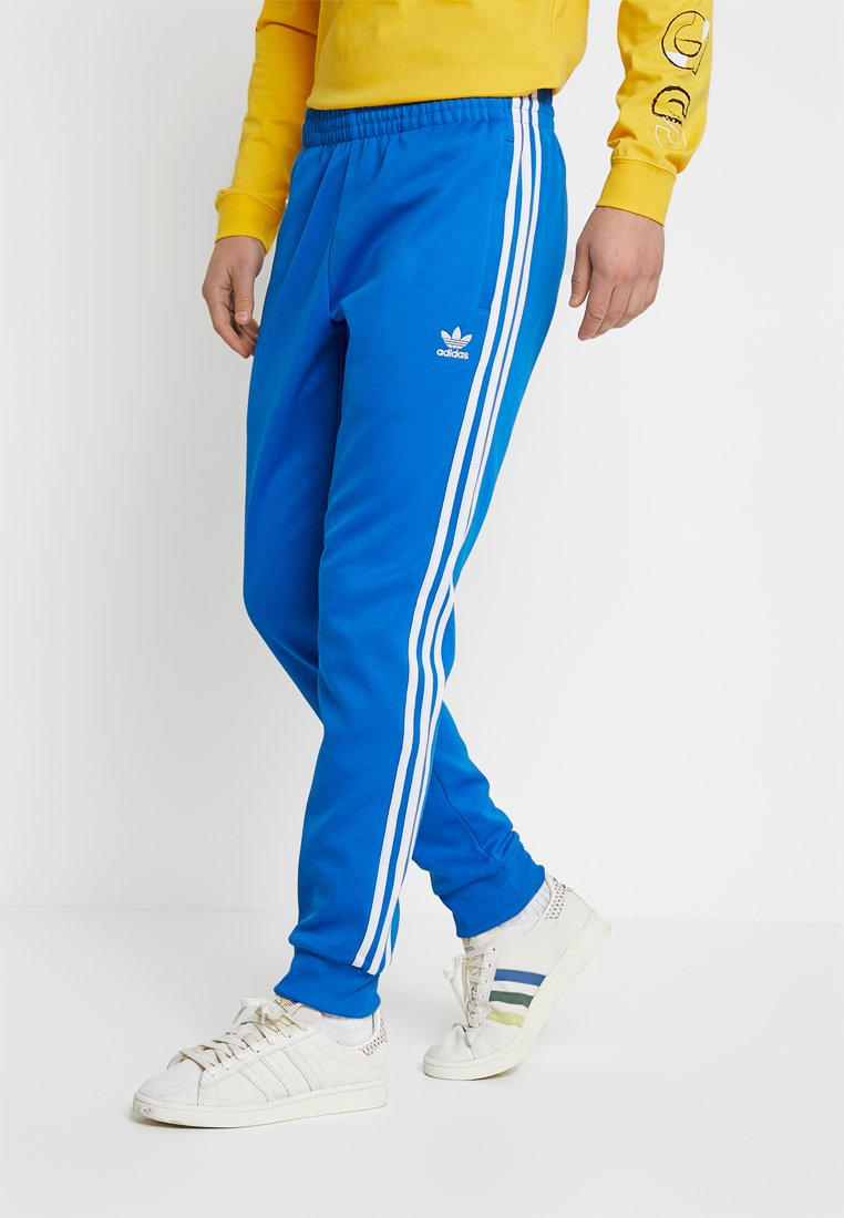 adidas Originals - Tracksuit bottoms - bluebird
