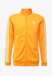 adidas Originals - BECKENBAUER - Training jacket - bright orange - 3