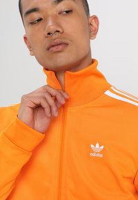 adidas Originals - BECKENBAUER - Training jacket - bright orange - 4