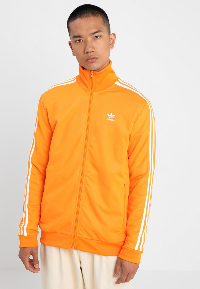 adidas Originals - BECKENBAUER - Training jacket - bright orange