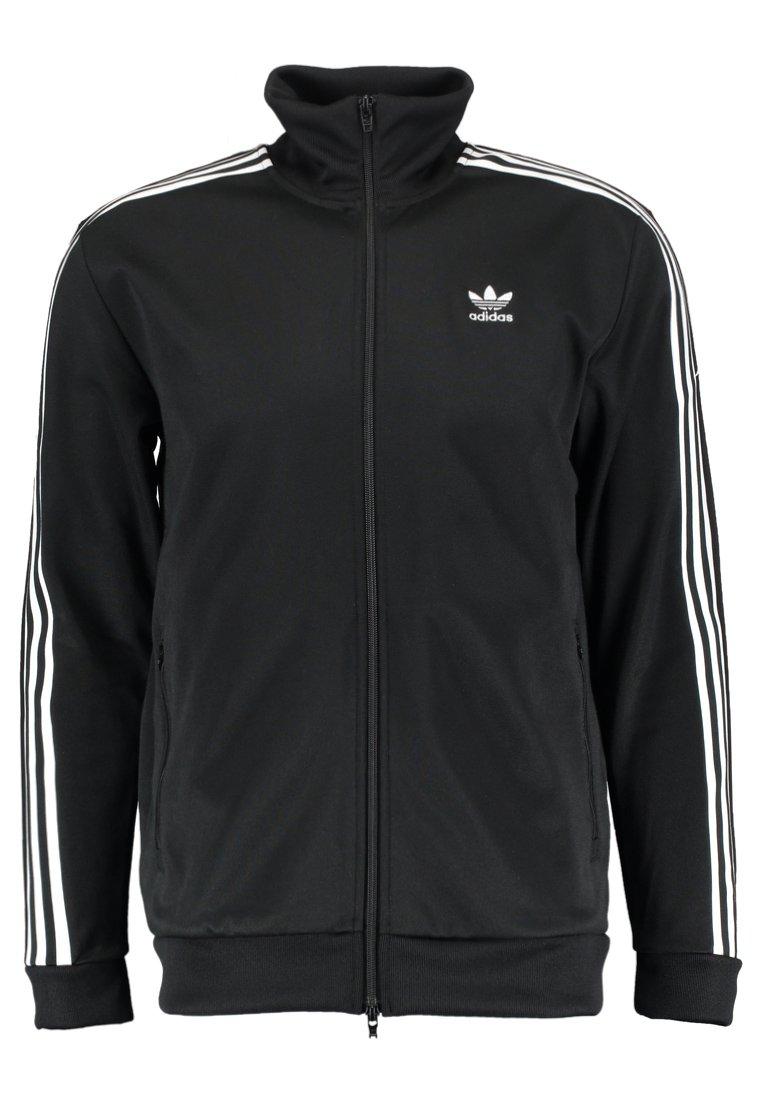 Adidas Originals Beckenbauer Adicolor Sport Track Top - Giacca Sportiva Black pA2sgBi