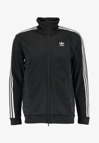 adidas Originals - BECKENBAUER ADICOLOR SPORT TRACK TOP - Trainingsvest - black - 4