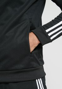 adidas Originals - BECKENBAUER ADICOLOR SPORT TRACK TOP - Trainingsvest - black - 5