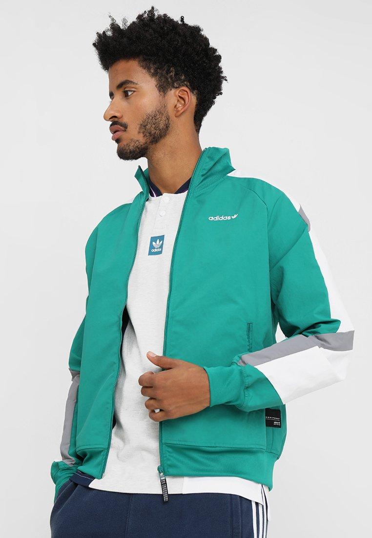 adidas Originals - WIND - Leichte Jacke - subgreen