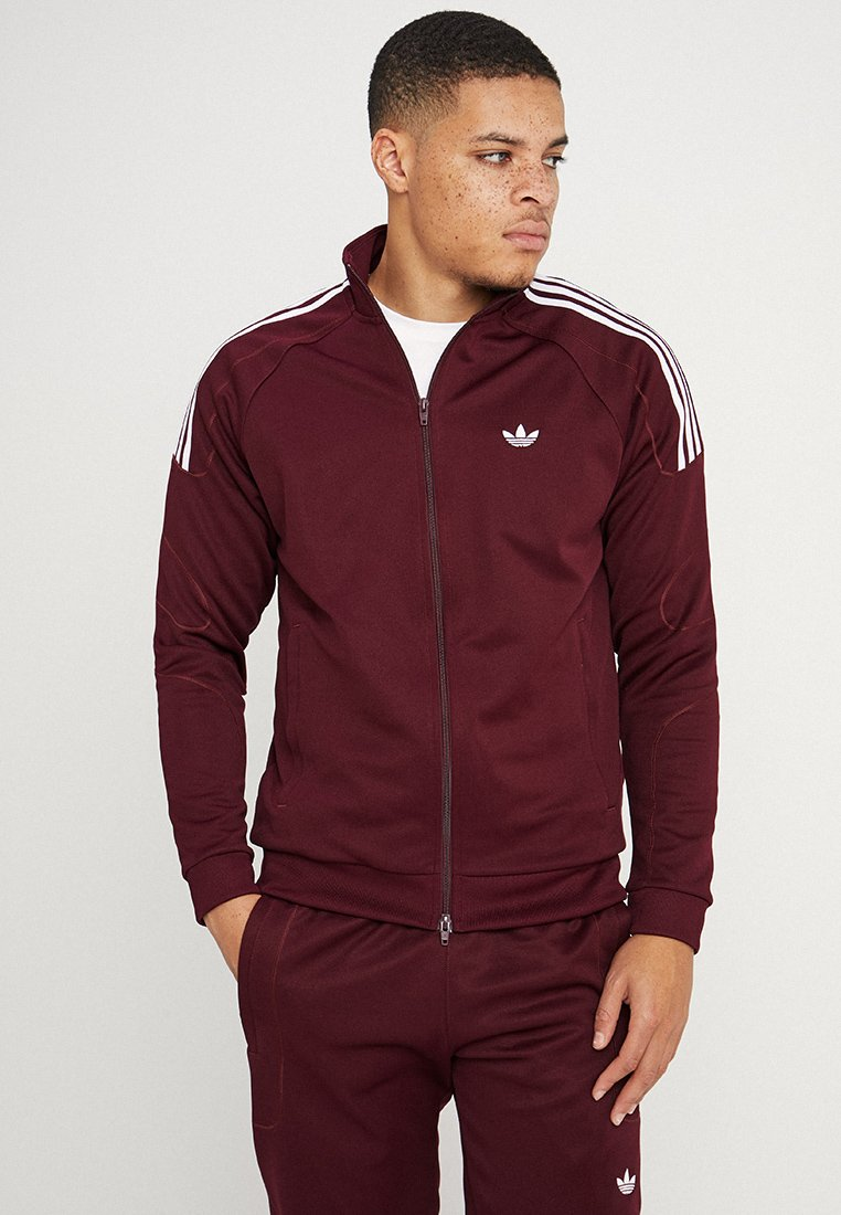 adidas Originals - FLAMESTRK  - Trainingsjacke - maroon