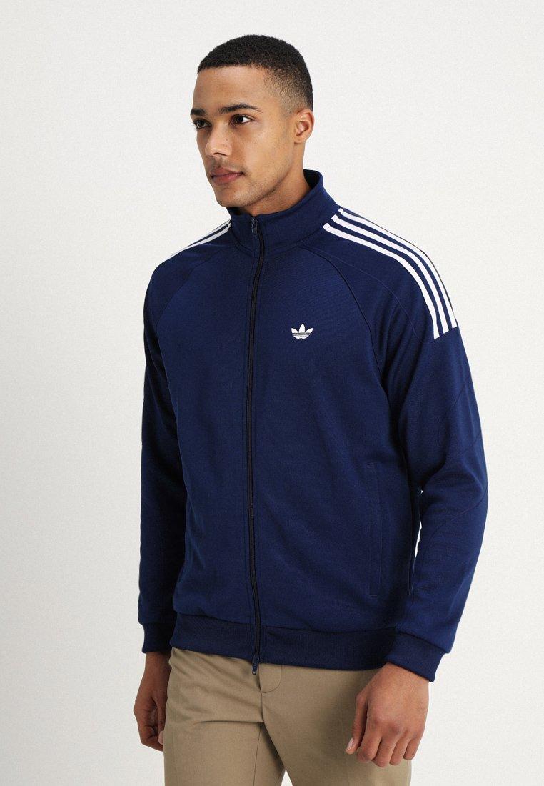 adidas Originals - FLAMESTRK  - Trainingsjacke - dark blue