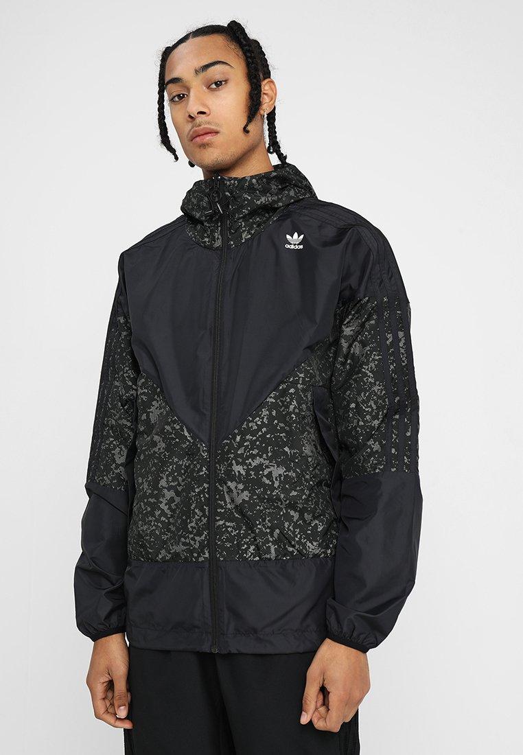 adidas Originals - Summer jacket - black