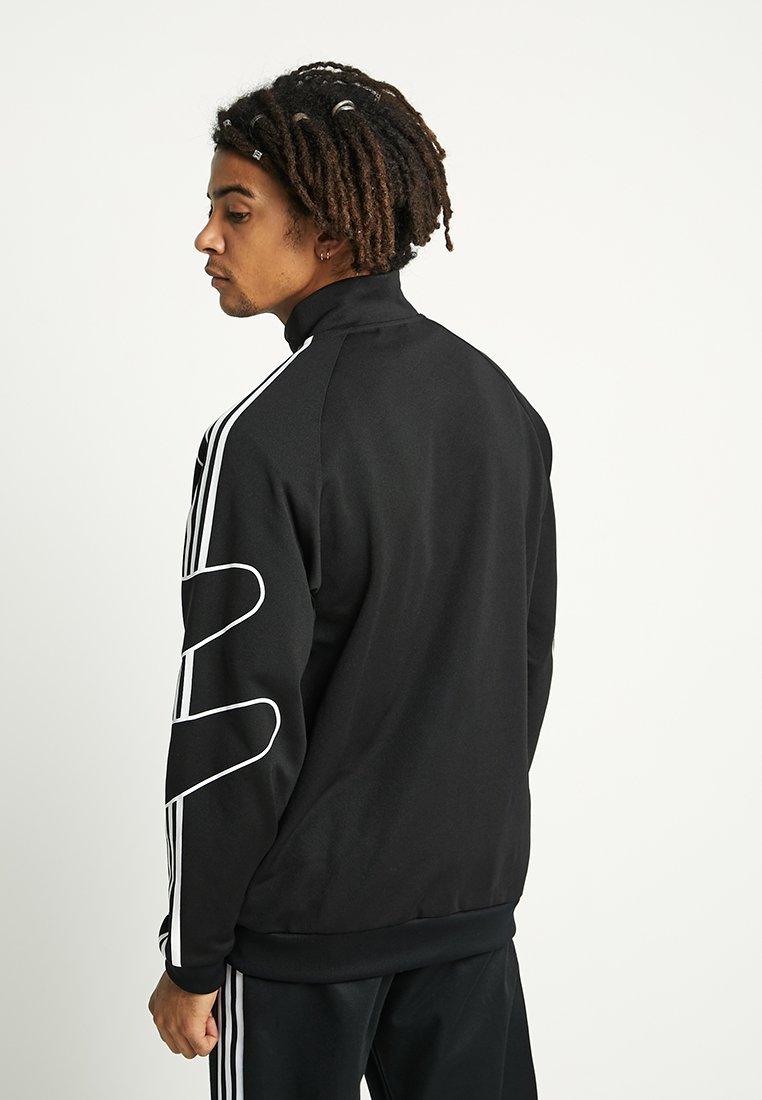 Adidas Originals Flamestrk - Trainingsjacke Black