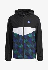 adidas Originals - Towning Packable Wind Jacket - Kevyt takki - black - 6