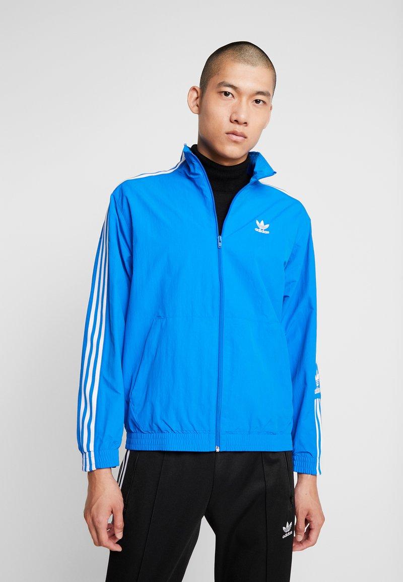 adidas Originals - TRACKTOP - Giacca sportiva - bluebird