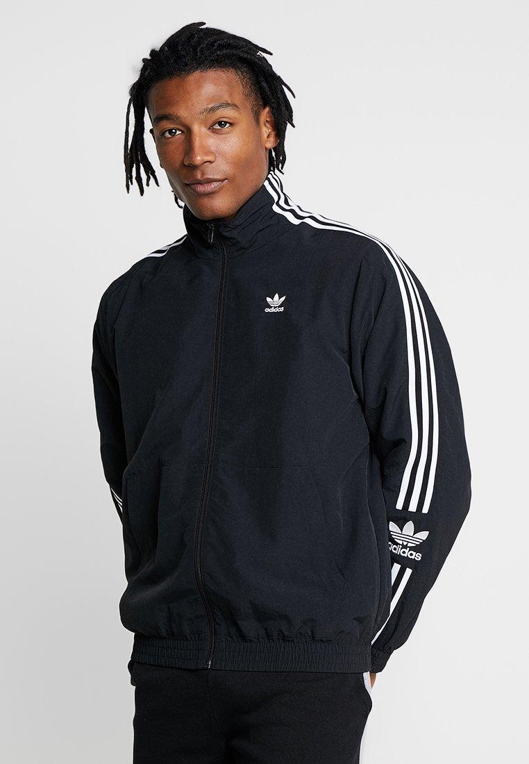 adidas Originals - TRACKTOP - Trainingsjacke - black