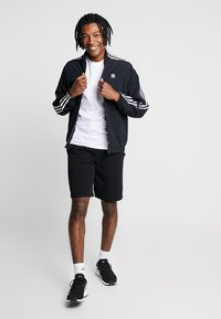 adidas Originals - TRACKTOP - Veste de survêtement - black - 1