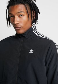 adidas Originals - TRACKTOP - Veste de survêtement - black - 3