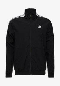 adidas Originals - TRACKTOP - Veste de survêtement - black - 4
