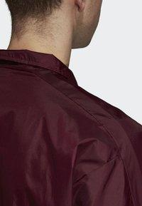 adidas Originals - Coach - Giacca da mezza stagione - red - 5