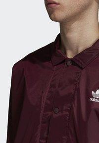 adidas Originals - Coach - Giacca da mezza stagione - red - 3