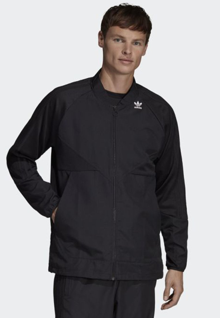 adidas Originals - adidas PT3 Track Jacket - Summer jacket - black