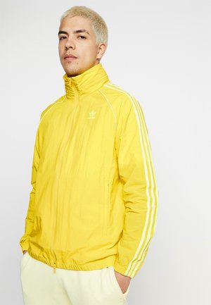 Training jacket - yellow