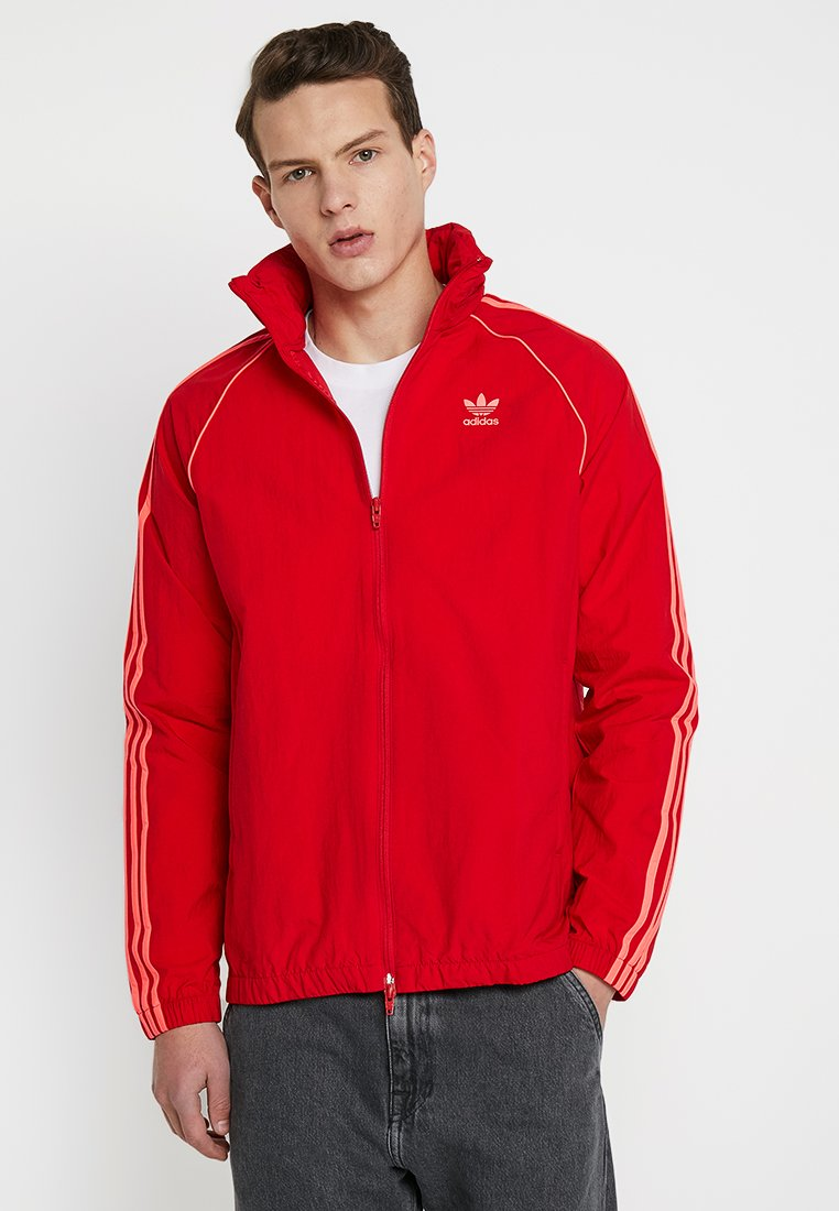 adidas Originals - Training jacket - red