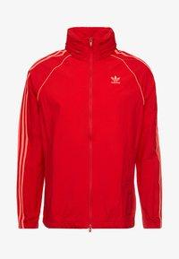 adidas Originals - Giacca sportiva - red - 5