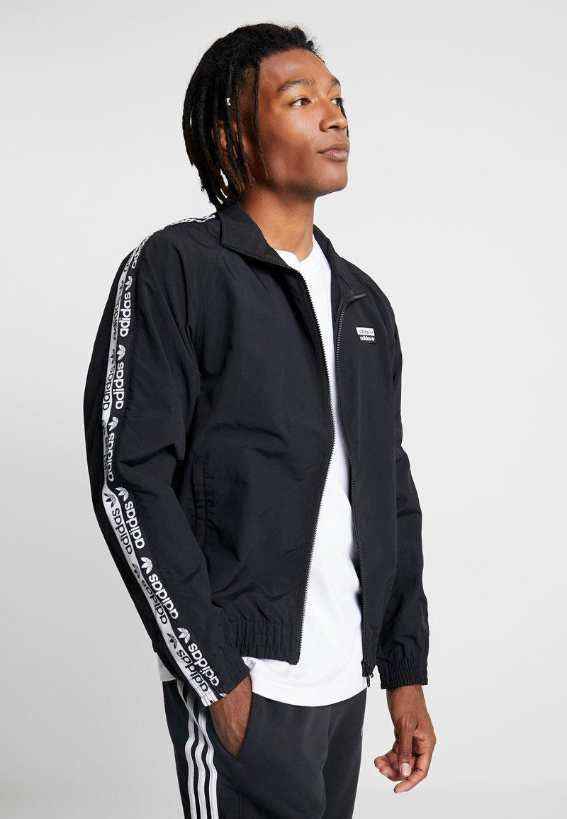 adidas Originals - REVEAL YOUR VOICE  - Treningsjakke - black