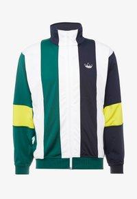 adidas Originals - BAILER - Trainingsvest - legend ink/white/collegiate green - 3