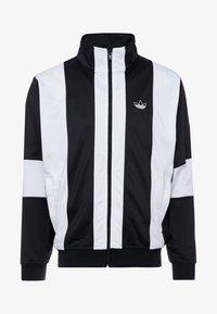 adidas Originals - BAILER - Chaqueta de entrenamiento - black/white - 4