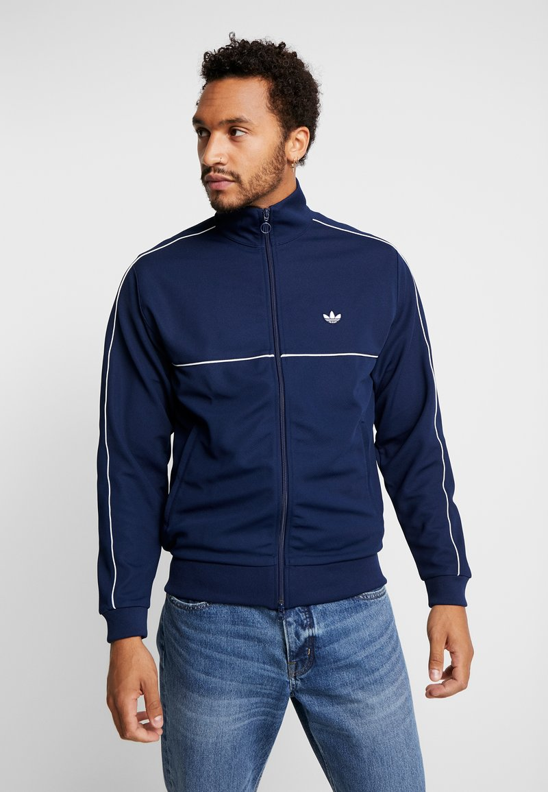 adidas Originals - TRACKTOP - Training jacket - night indigo