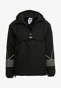 adidas Originals - OUTLINE - Windbreakers - black - 4