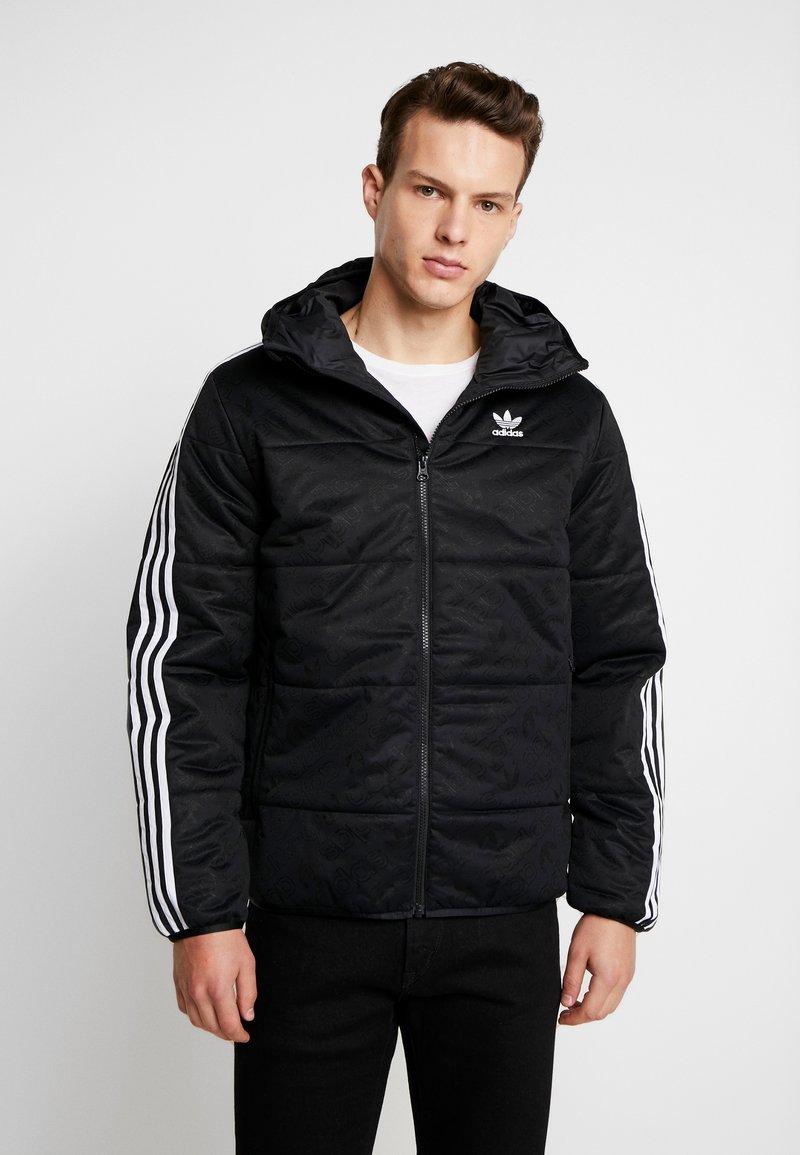 adidas Originals - JACKET PADD - Chaqueta de entretiempo - black