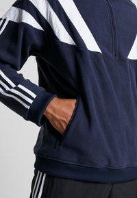 adidas Originals - Fleece jumper - legend ink - 5