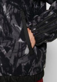 adidas Originals - POLAR  - Veste polaire - black/silver - 5