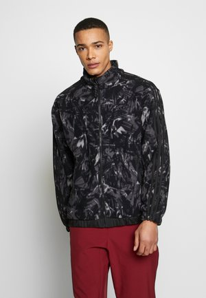 POLAR  - Fleecejacke - black/silver