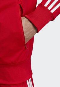 adidas Originals - FIREBIRD TRACK TOP - Giacca sportiva - red - 5