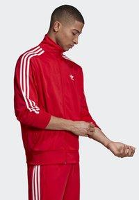 adidas Originals - FIREBIRD TRACK TOP - Giacca sportiva - red - 3