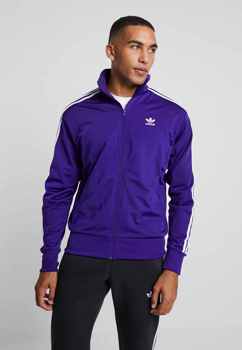 adidas Originals - FIREBIRD TRACK TOP - Trainingsvest - collegiate purple