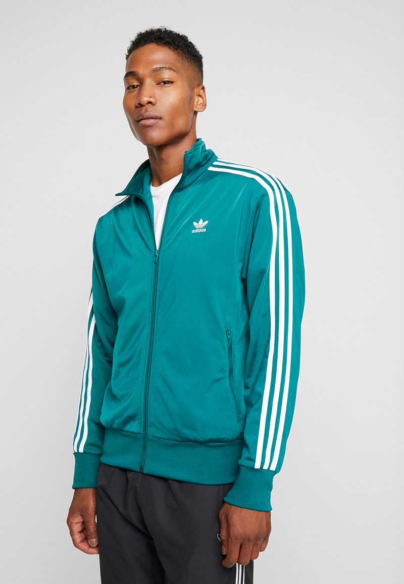 adidas Originals - FIREBIRD TRACK TOP - Training jacket - noble green