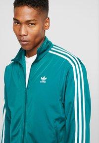adidas Originals - FIREBIRD TRACK TOP - Training jacket - noble green - 5