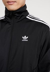 adidas Originals - FIREBIRD TRACK TOP - Giacca sportiva - black - 5
