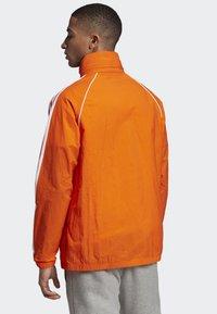 adidas Originals - SST WINDBREAKER - Giacca sportiva - orange - 1