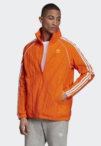 adidas Originals - SST WINDBREAKER - Giacca sportiva - orange - 0