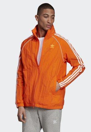 SST WINDBREAKER - Træningsjakker - orange