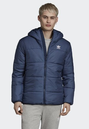PADDED JACKET - Winterjas - blue